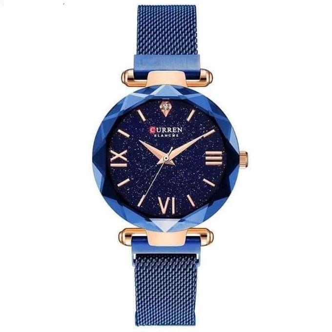 curren_montre_femme_-_cur9063_-_bracelet_acier_inoxydable_-_bleu