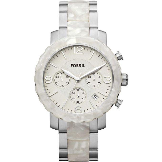 fossil_montre_femme_-_natalie_jr1420_-_chronographe_-_rsine_-_blanc