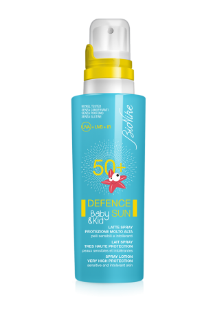 BABY&KID - LAIT SPRAY SPF 50+